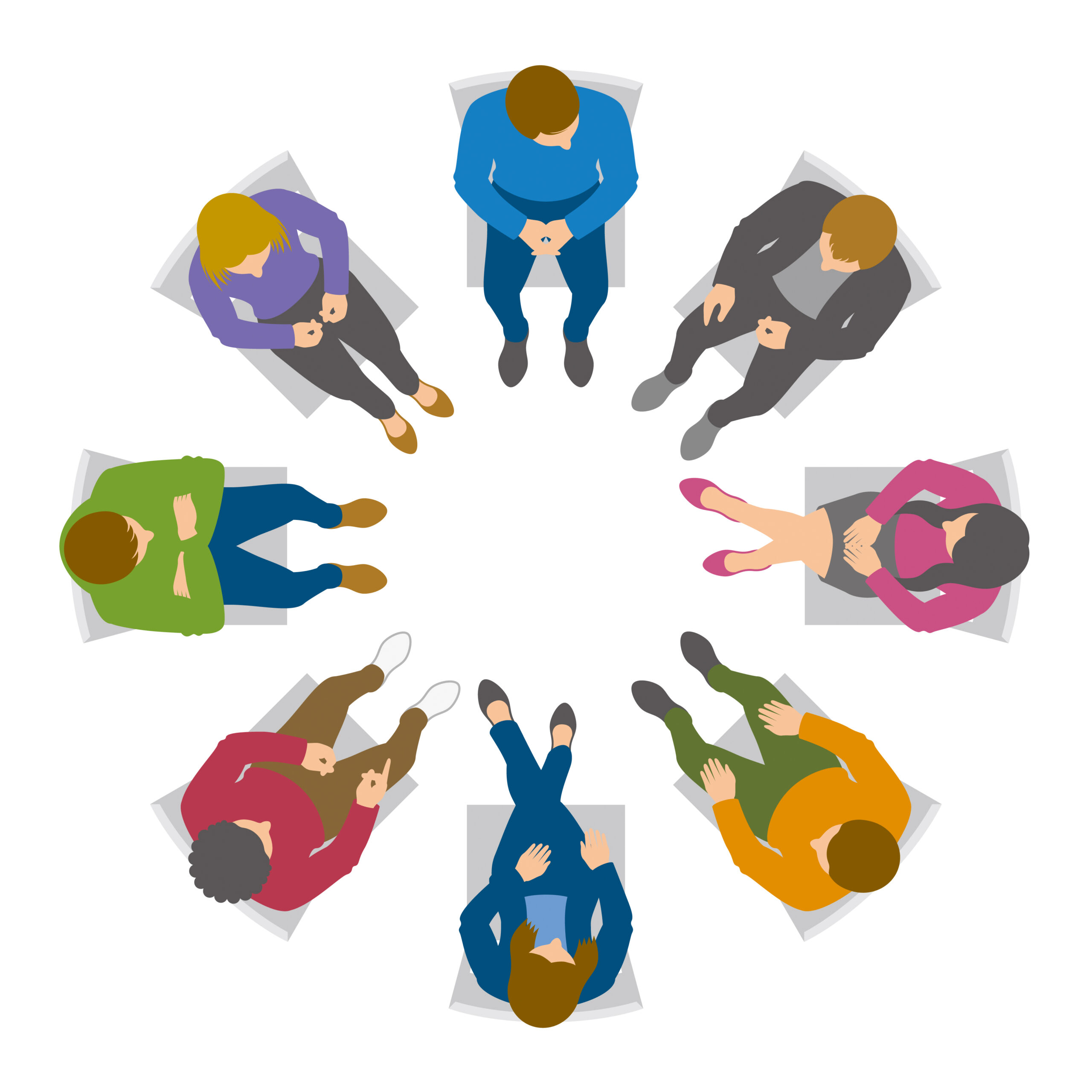 Group Counseling – Therapy Groups
